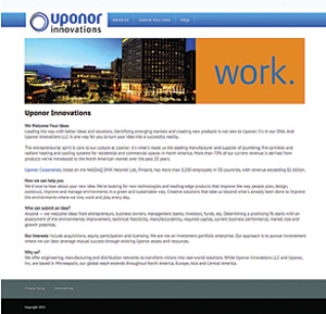uponor innovations body
