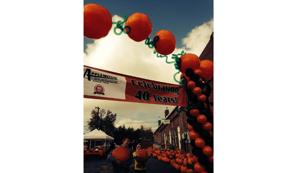 Applewood's recent Fall Festival