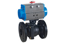 Bonomi ball valves