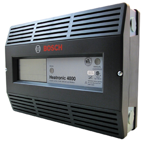Bosch Thermotechnology boiler control
