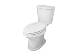 Gerber dual-flush toilet