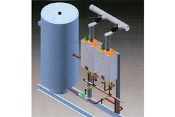 RECO USA gas-fired water heating