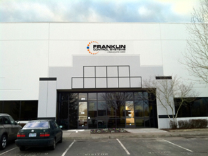 Franklin Controls moved into a new 60,000-sq.-ft. engineering and production facility in Hillsboro, Ore.