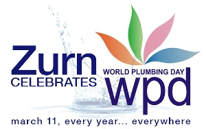 Zurn Industries joins plumbing organizations and their members in recognizing World Plumbing Day today.