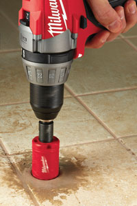 Milwaukee Tool diamond saw