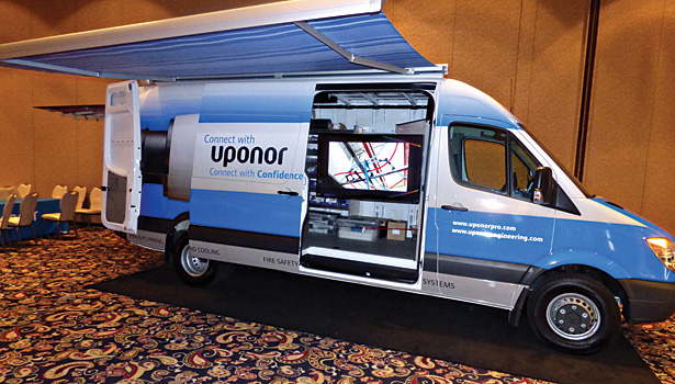 Uponor 2014 Connections