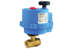 Bonomi ball valve shutoff