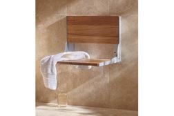 Moen fold-down shower seat
