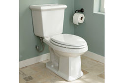 Gerber dual-flush two-piece toilet