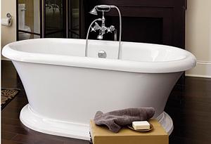 American Standard Freestanding Soaking Tub 2014 06 26