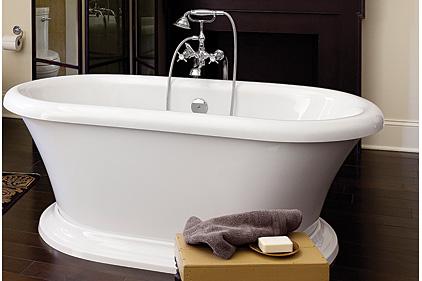 American Standard freestanding soaking tub 20140626 Plumbing