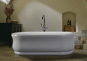 60 Free Standing Tub. MTI freestanding bath Baths oval shaped tub  2014 06 26 Plumbing and