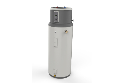 GE 80-gal. GeoSpring electric heat pump water heater
