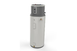GE 80-gal. GeoSpring electric heat pump water heater