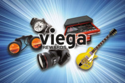 Viega Rewards contractor awards program
