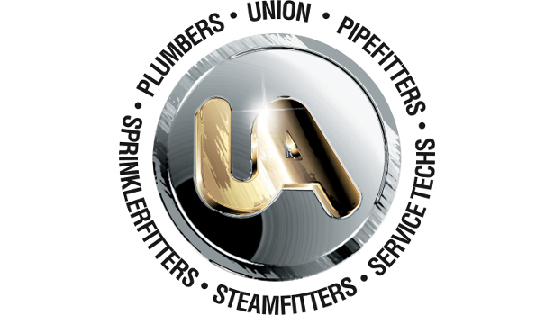 United Association of Plumbers & Pipefitters logo
