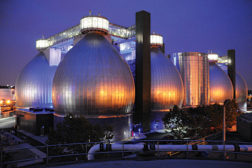 Newtown Creek Wastewater Treatment Plant,