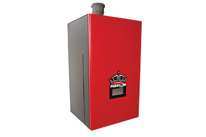 Crown Boiler stainless-steel condensing boiler