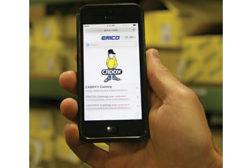 Erico fasteners mobile catalog