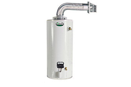 direct-vent gas water heater