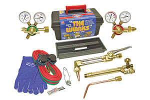 cutting and welding kit