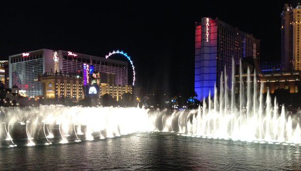 2014 Uponor Connections Convention at the Bellagio in Las Vegas