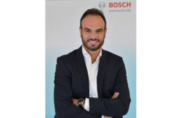 Vitor S. R. Gregorio will lead North American operations for Bosch Thermotechnology.