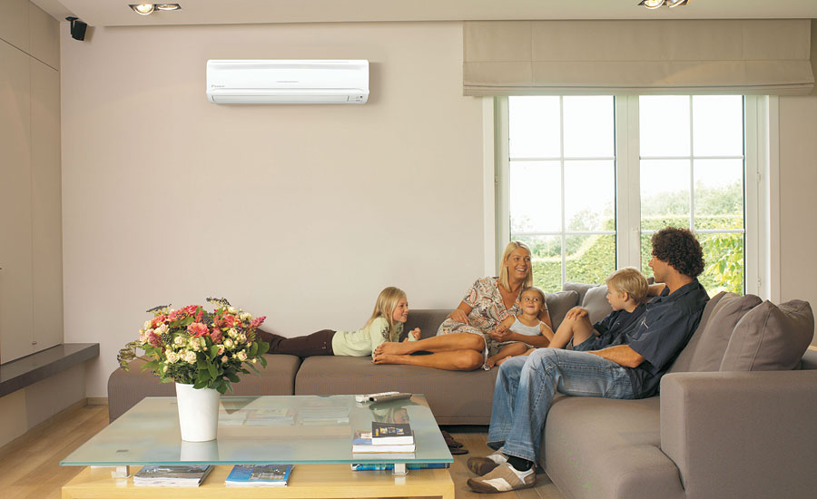 Mini Splits Are The Energy Efficient Air Conditioning