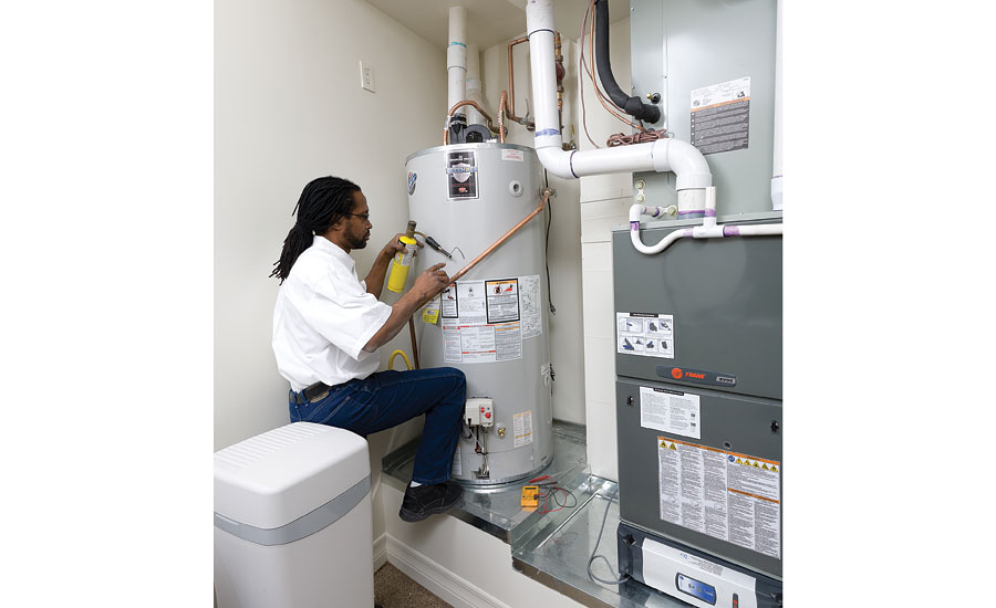 Installing new high efficiency water heaters 2015 04 27 for Efficient hot water systems