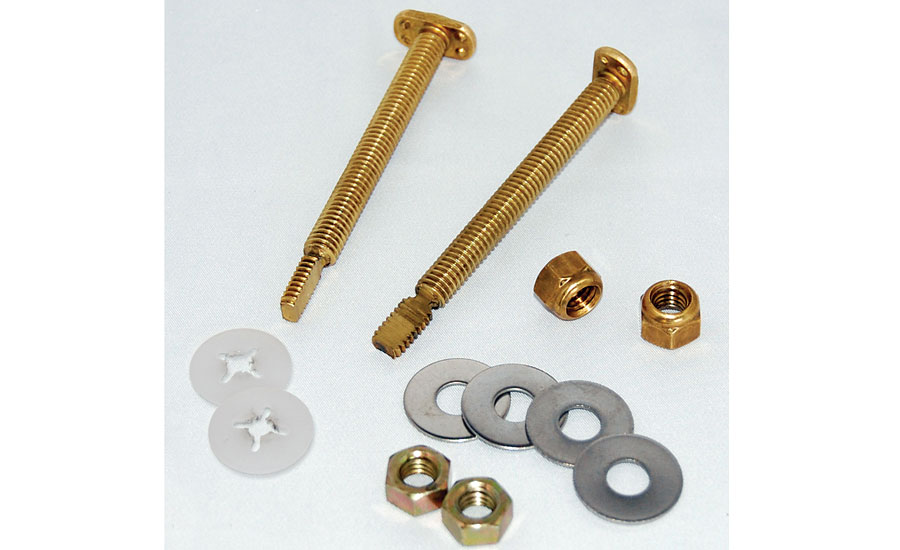 Blue Monster water closet bolt kit
