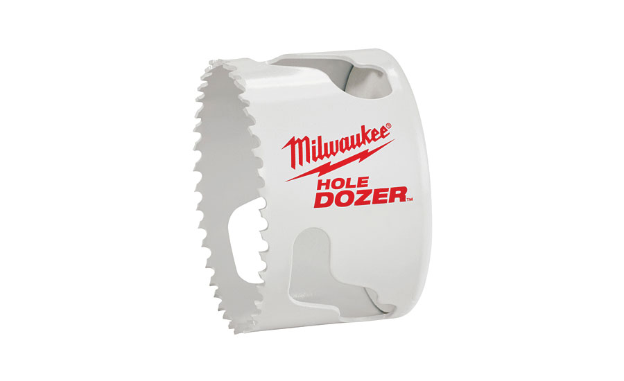 Milwaukee Tool durable hole saw