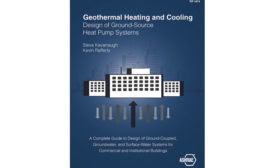 ASHRAE ground-source heat pump book