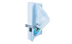 Kohler high-efficiency urinal