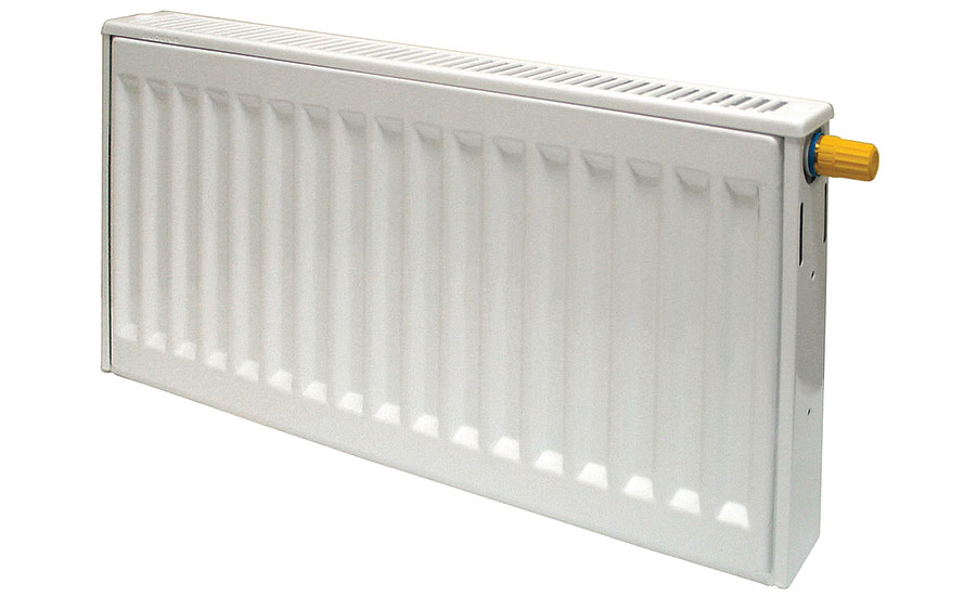Buderus hydronic steel panel radiators