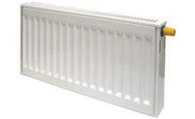 Buderus hydronic steel panel radiators