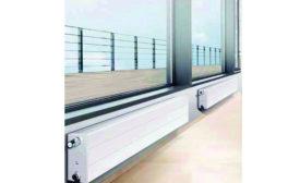 Myson steel panel radiators