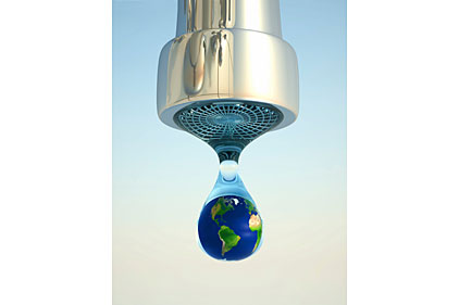 CEC sets water efficiency standards that go beyond WaterSense.