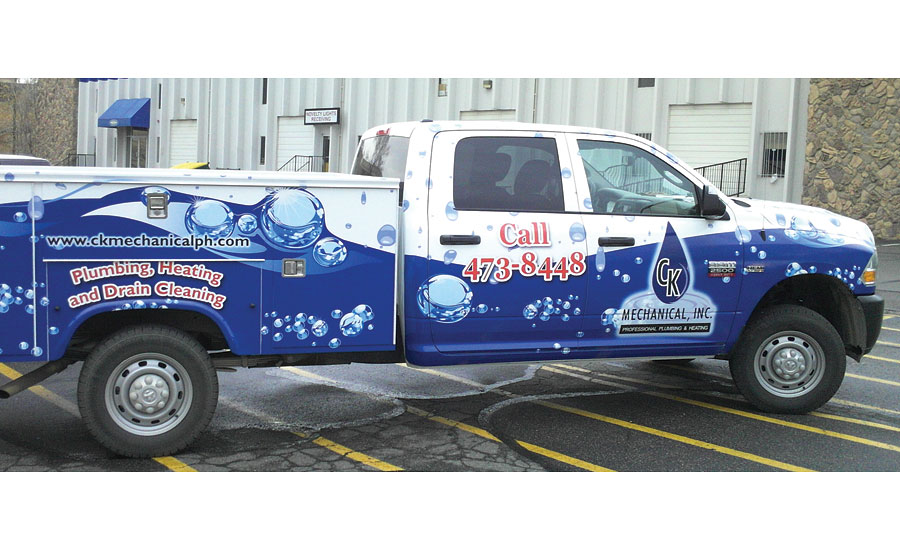 Pm S 2015 Best Looking Truck Contest 2015 12 15 Plumbing And Mechanical