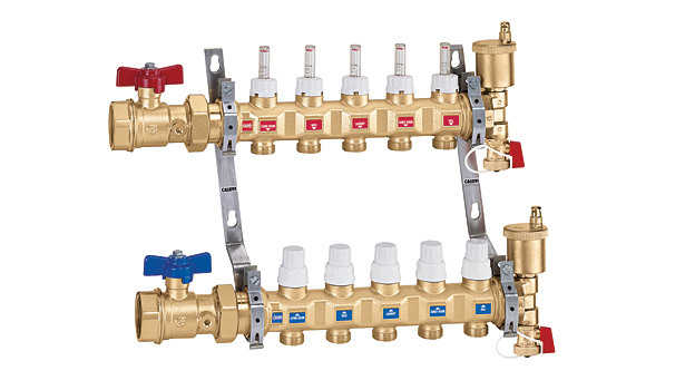 What to consider when shopping for a radiant manifold