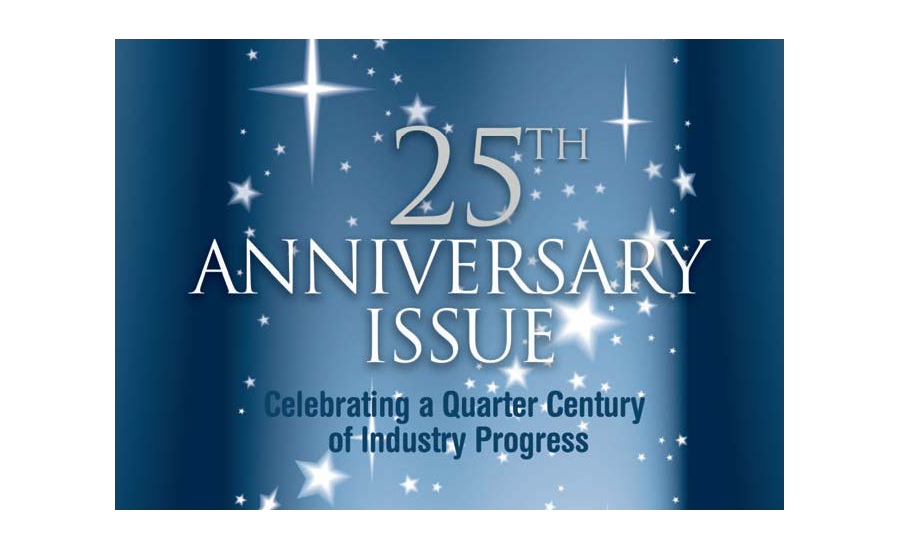 Plumbing & Mechanical 25th Anniversary