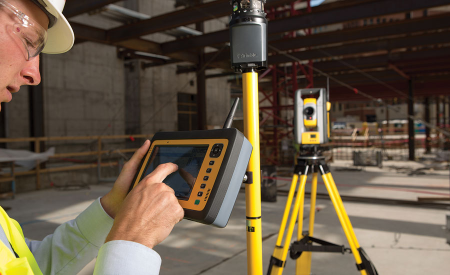 Trimble Rapid Positioning System