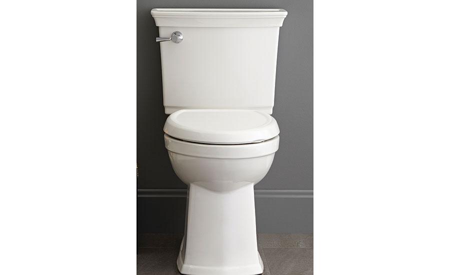 American Standard Self Cleaning High Efficiency Toilet