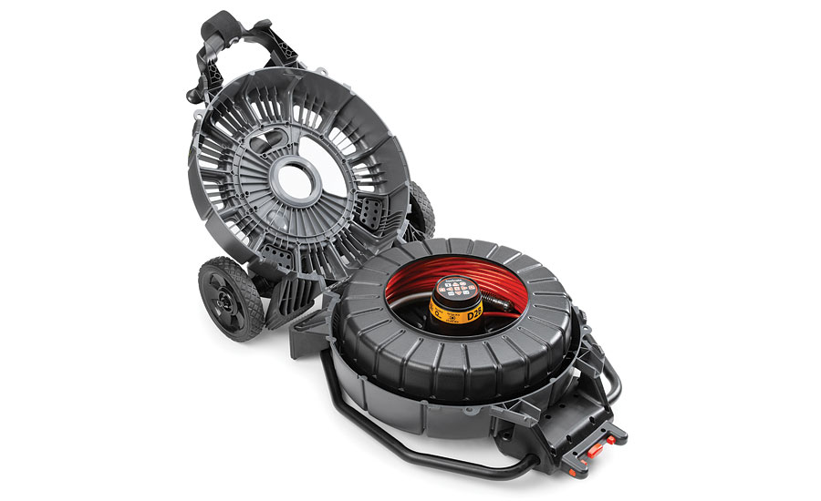 RIDGID drain-cleaning drum