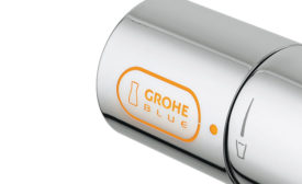 Grohe filtered water system