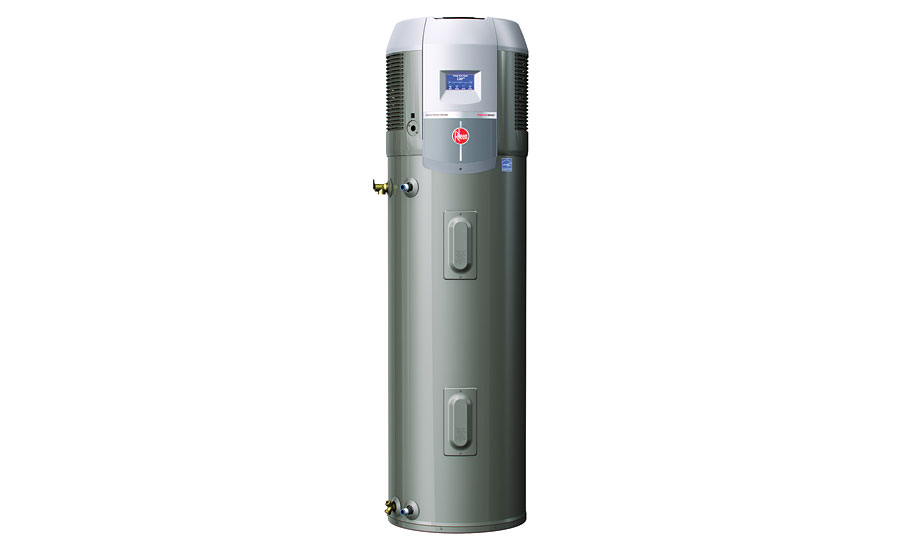 Rheem electric heat pump water heater