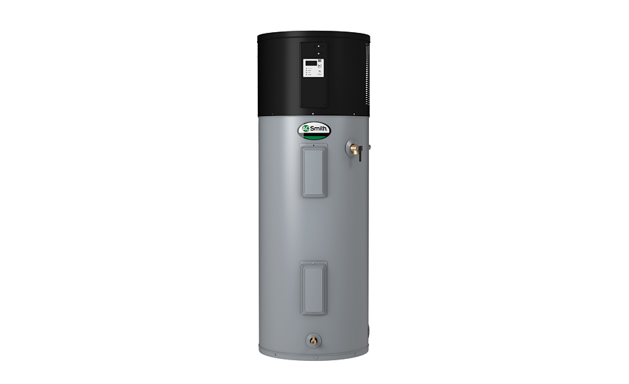 A. O. Smith electric heat pump water heaters