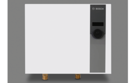 Bosch tankless electric water heater