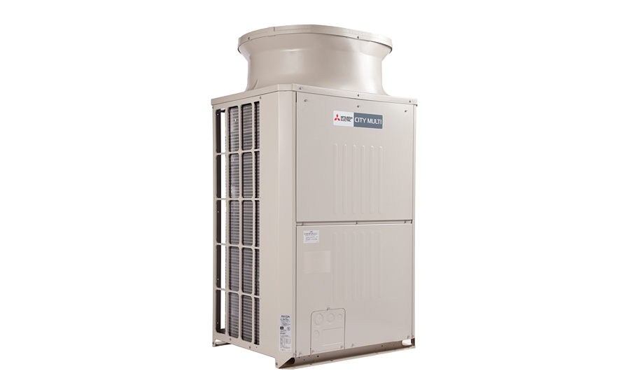 Mitsubishi Electric air-source heat pump