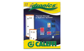 Caleffi idronics-hydronic thermal storage