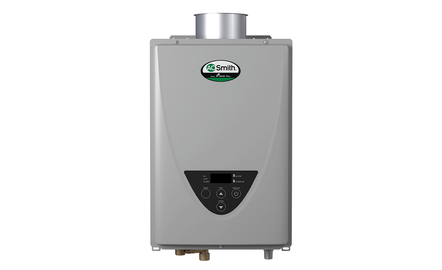 A. O. Smith gas-convertible tankless water heaters